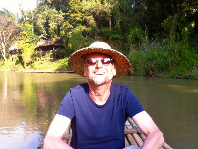 Jim Smith, Ping River, obituary, Thailand, Bart Rawlinson