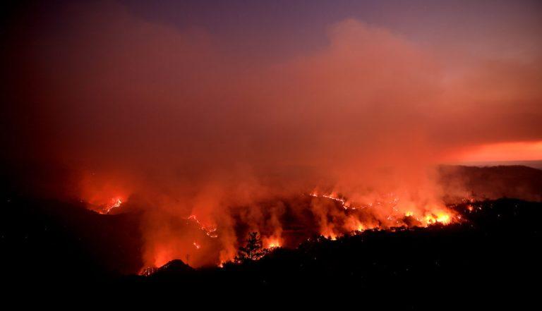 Kincade fire Saturday